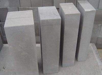 蒸压灰加气混凝土砌块的材质